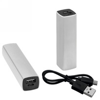 Sacramento Power Bank 2200 mAh, fehér