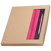 Norderstedt A5 mappa tollal, pink