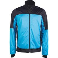 MEN'S TWO-TONE SOFTSHELL JACKET, kék