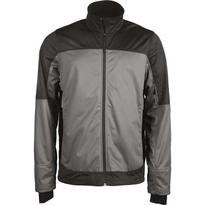 MEN'S TWO-TONE SOFTSHELL JACKET, szürke