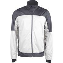 MEN'S TWO-TONE SOFTSHELL JACKET, fehér
