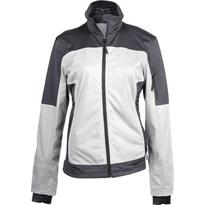 LADIES' TWO-TONE SOFTSHELL JACKET, fehér