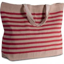 LARGE JUCO HOLD-ALL BAG, barna