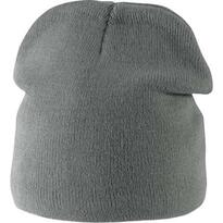 FLEECE LINED BEANIE, szürke