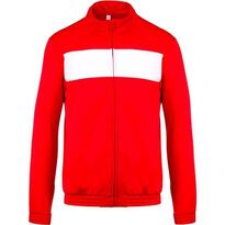 ADULT TRACKSUIT TOP, piros