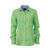 J&N Ladies' Shirt, zöld XS