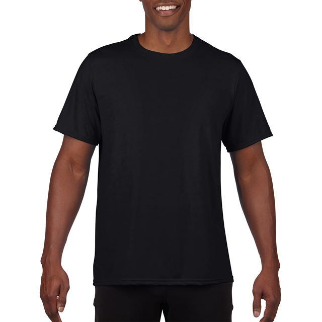 PERFORMANCE® ADULT T-SHIRT, fekete
