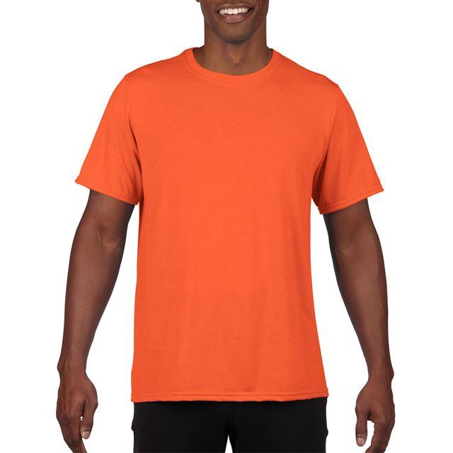 PERFORMANCE® ADULT T-SHIRT, narancssárga