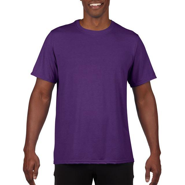 PERFORMANCE® ADULT T-SHIRT, lila