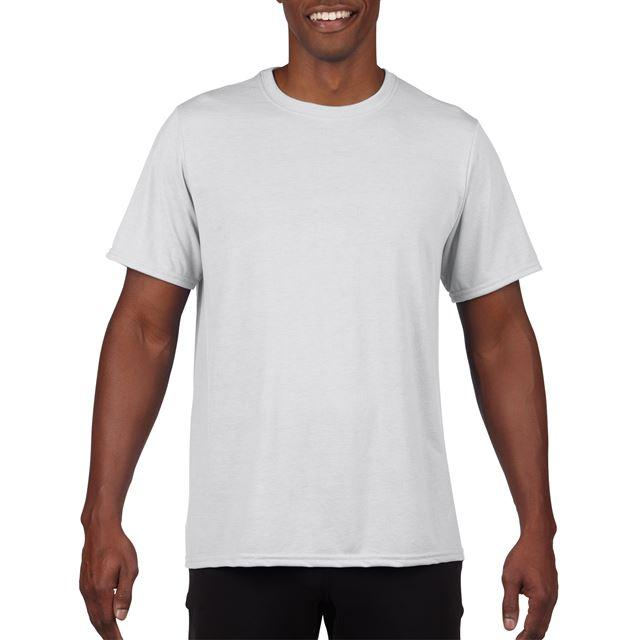 PERFORMANCE® ADULT T-SHIRT, fehér