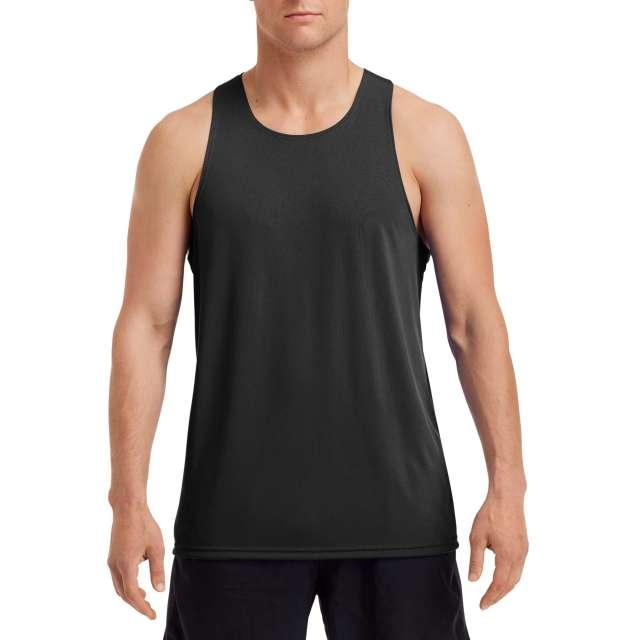 PERFORMANCE® ADULT CORE SINGLET, fekete