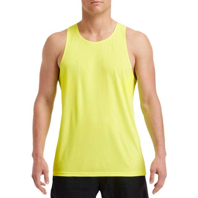 PERFORMANCE® ADULT CORE SINGLET, sárga