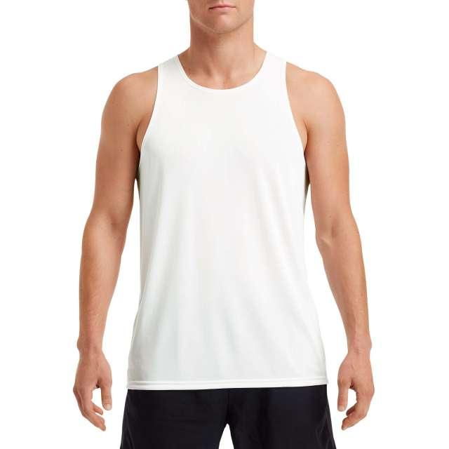 PERFORMANCE® ADULT CORE SINGLET, fehér