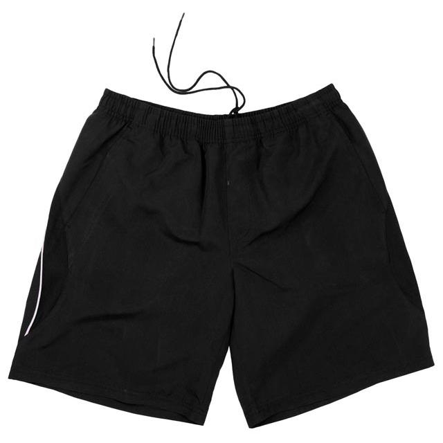 MEN'S SPORTS SHORTS, fekete
