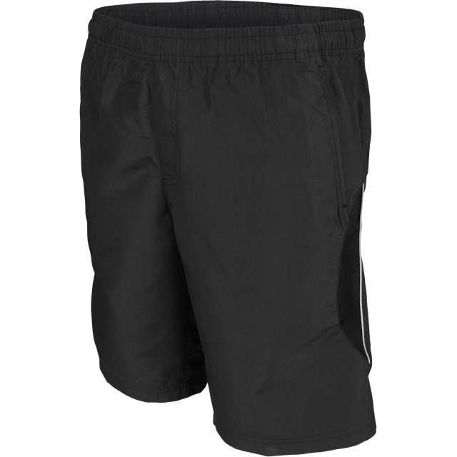 MEN'S SPORTS SHORTS, piros