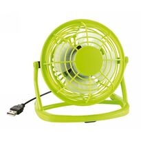 North Wind USB-s ventilátor, zöld