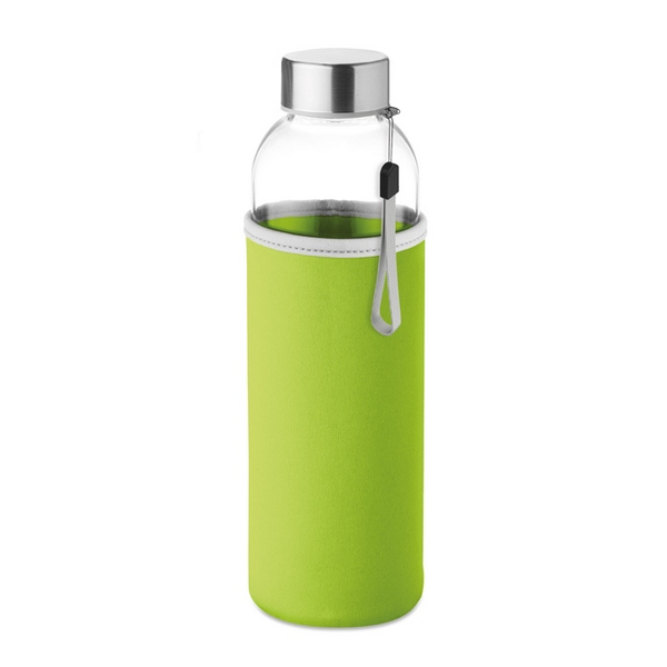UTAH GLASS Üvegpalack 500 ml, lime